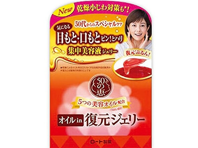 Rohto 50 no Megumi oil in restoration Jelly (50G)