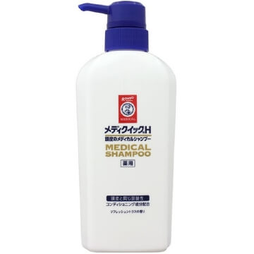 ROHTO Mediquick H Medical Shampoo for Scalp