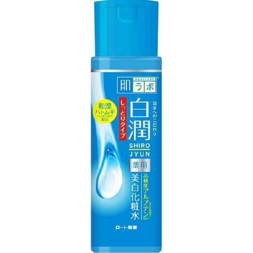 Hada Labo Hakujyun Medicated Whitening Toner- Moist (170ml)
