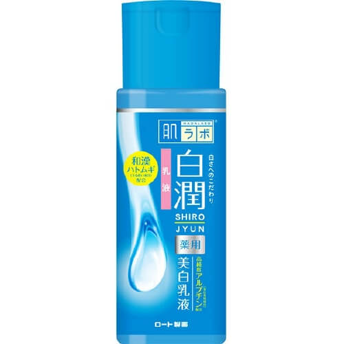 HakuJun medicated whitening lotion 140ml