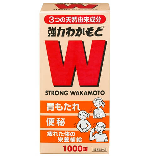 Strong Wakamoto 1000Tabs (Specified Quasi-drugs)
