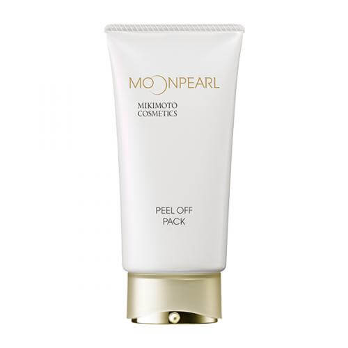 MIKIMOTO COSMETICS Moon Pearl peel-off pack 80g