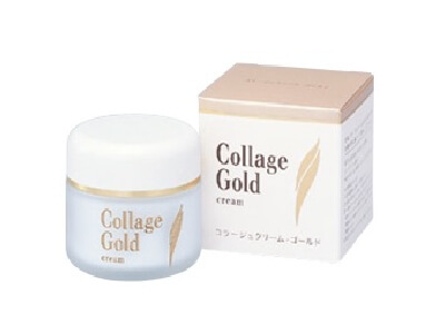 持田Healthcare Collage Gold S 保濕乳霜 35g