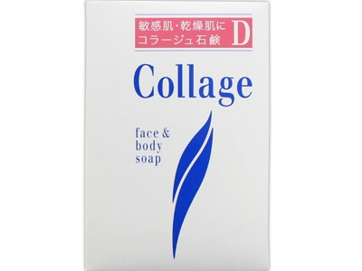 Collage D soap for dry skin (100g)