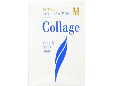 Collage M soap (100g)