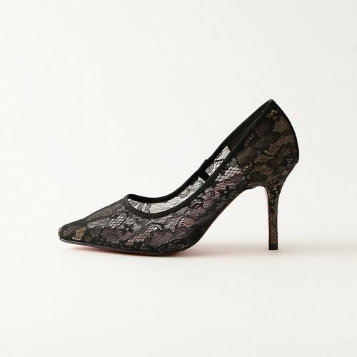 [LOVELESS] WOMEN Pointed race Pumps