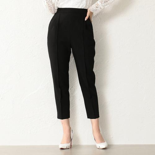 [LOVELESS] WOMEN tapered cropped pants