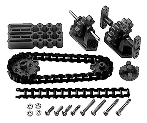 Tamiya fun tool Series No.142 Rada chain sprocket set (70142)