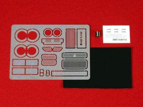 Tamiya detail up parts series 1/24 R34 GT-R Z Tune etching parts