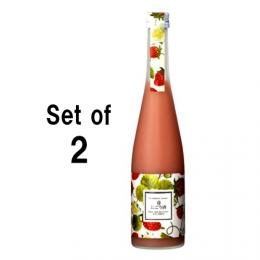 [Set of 2] strawberry Nigorizake (500ml)
