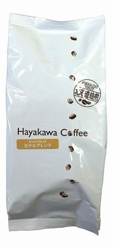 [Hokkaido roasted] regular coffee hotel blend ground beans capacity 500g