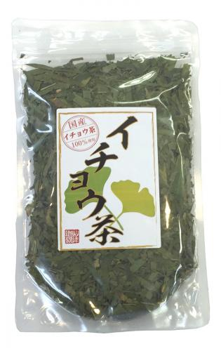 [100% domestic] ginkgo tea ginkgo leaves 70g pesticide-free decaffeinated