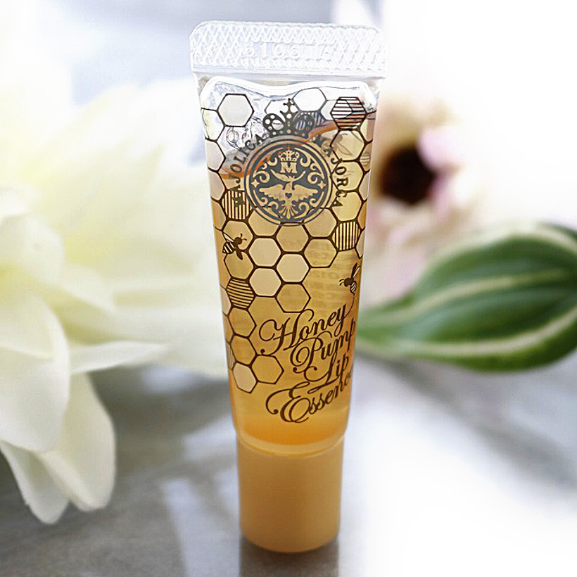 Shiseido Majolica Majorca Honey pump lip essence 6.5g