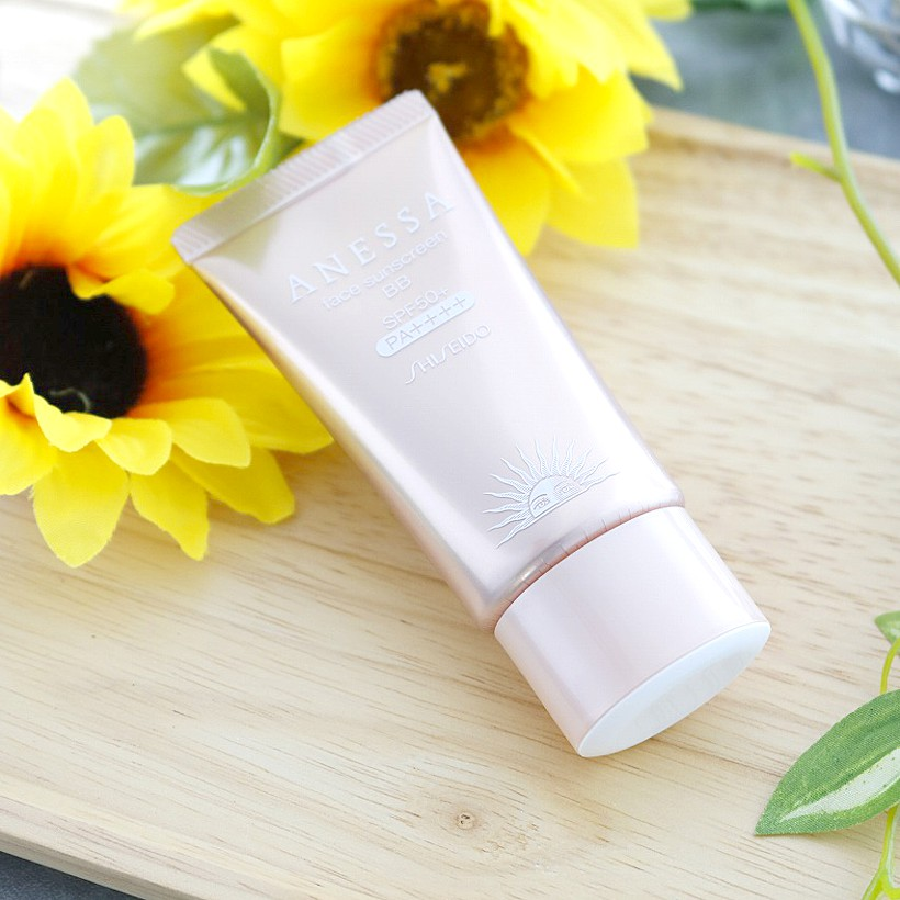ANESSA Face Sunscreen BB Light 30g SPF50+・PA++++
