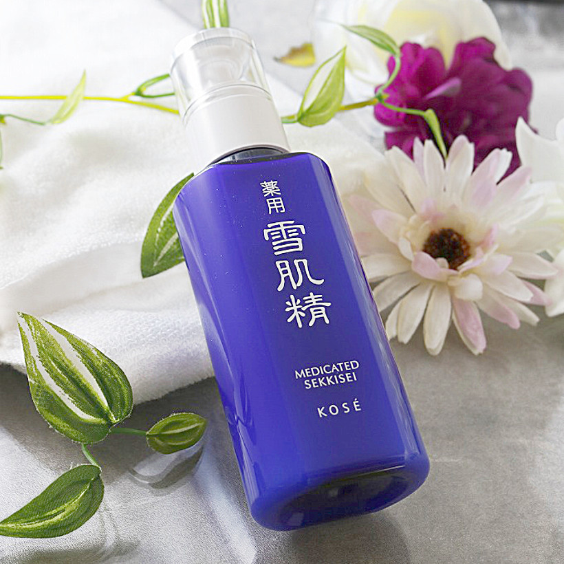 Medicated Sekkisei Emulsion (140ml)