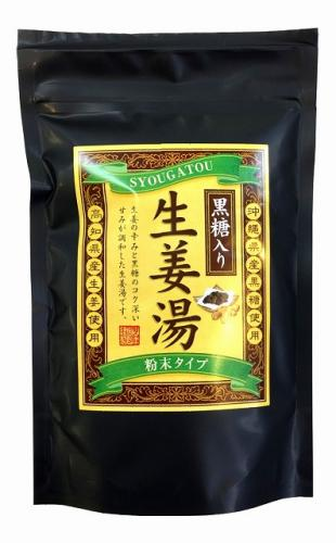 [Kochi Prefecture ginger] [for home] brown sugar ginger hot water 300g