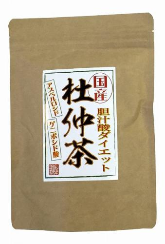 Du zhong tea domestic pesticide-free Kagoshima Prefecture 60g (2g × 30 pack)