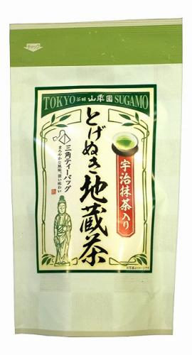 [Fukashi Kakegawa steamed tea tea pack] Togenuki Kakegawa tea Jizo tea 3g × 15 pack Uji green tea containing domestic 100% tea bag