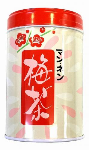Plum tea plum tea canned 80g