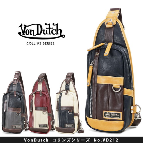 Body Bag VonDutch (Vondatchi) vd212-dai