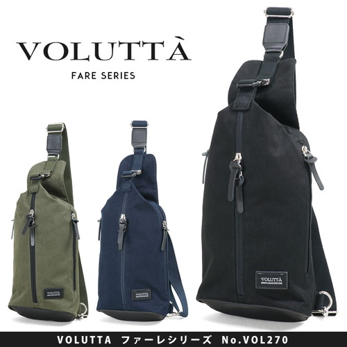Body Bag VOLUTTA (Vorutta) vol270-dai