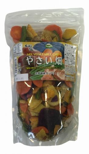 [Additive-free] [large] Vegetable Chips 250g