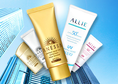 Summer must have items! <br> Japanese Sunscreens!